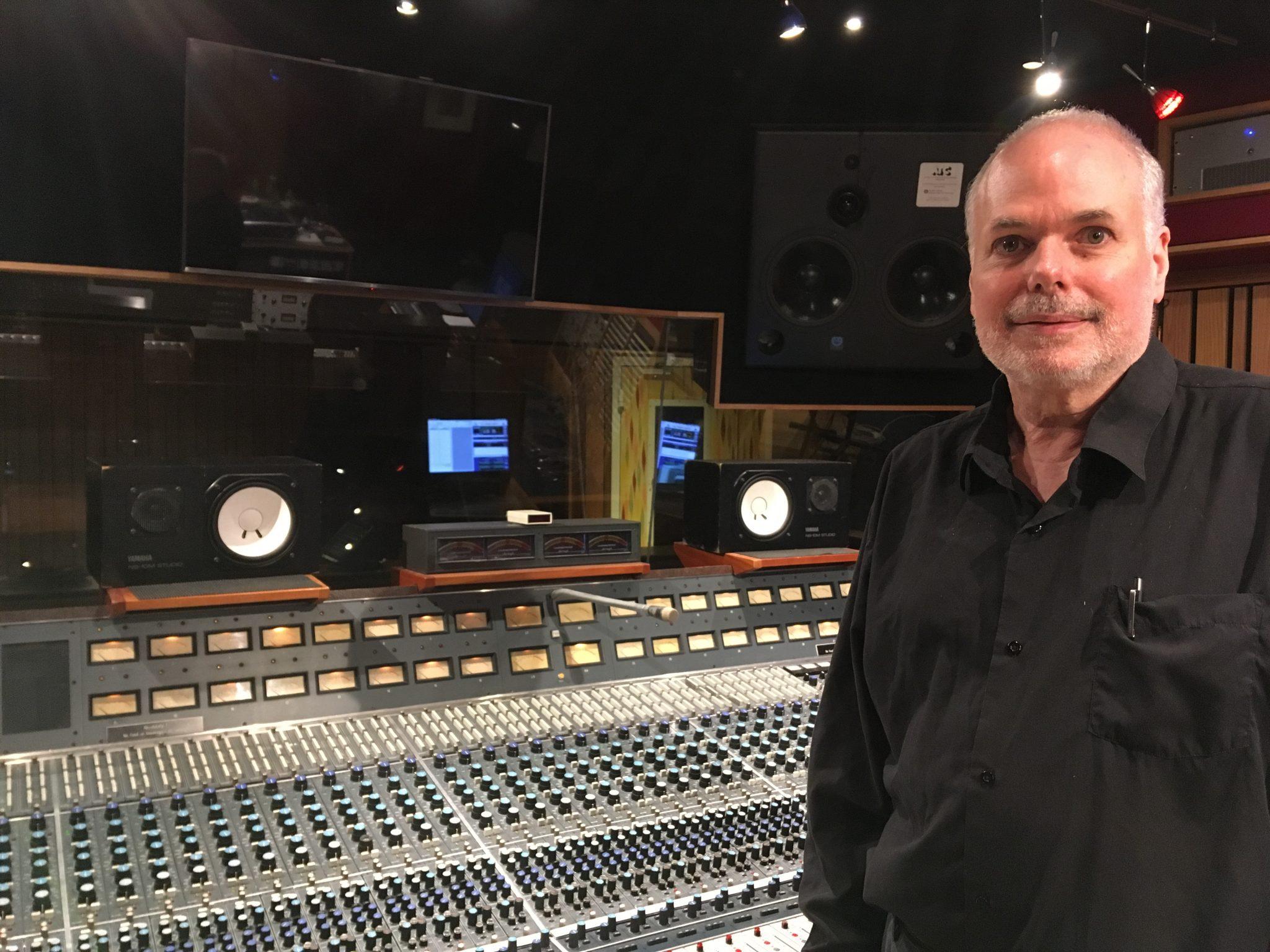 Neal Merrick Blackwood of Music City Scoring Nashville