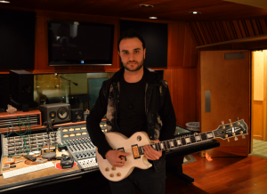 Lucas Sader Guitarist